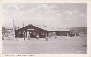 Military Post Office Camp Devens Massachusetts