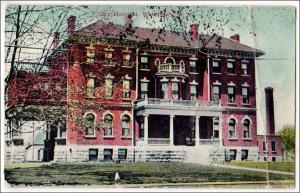 City Hospital, Watertown NY