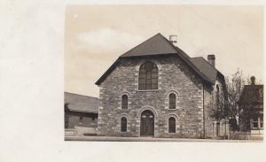 RP: MOOSE JAW , Sask. , Canada , 1900-10s ; Baptist Church