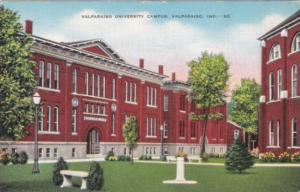 Indiana Valparaiso University Campus
