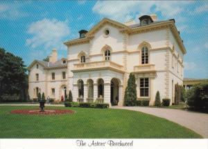Rhode Island Newport The Astor's Beechwood
