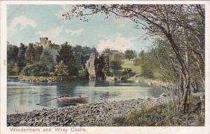 England Windermere and Wray Castle
