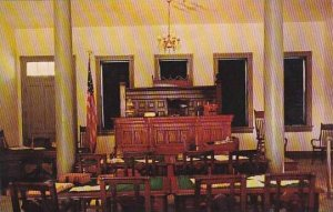 Arkansas Fort Smith The Historical Federal Court Of Judge Isaac Charles Parker