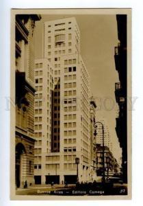 133036 ARGENTINA Buenos Aires Edificio Comega Vintage photo