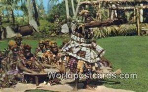 Presentation of Yanqona, Kava Fiji, Fijian Unused