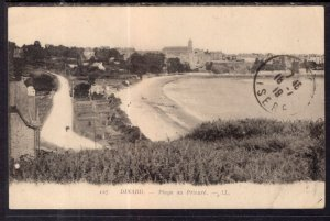 Plage au Priere,Dinard,France BIN