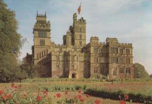 Carlton Towers Grounds Yorkshire Rare Postcard