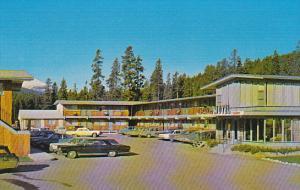 Canada Mt Robson Motel Jasper National Park Alberta