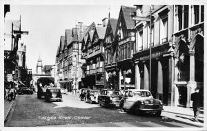 BR64288 eastgate street chester car voiture  real photo  uk