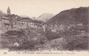 Saint-Martin-Vésubie , France , 1900-10s ; Vue Generale