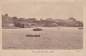 Boats, View From The Sea, Aden, Yemen, 1910-1920s