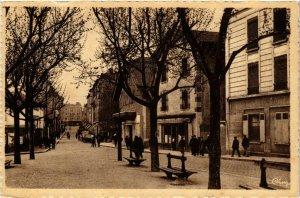 CPA Oullins - Rue de la Gare (639925)
