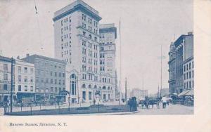 New York Syracuse Hanover Square