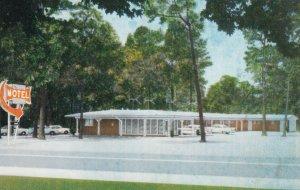 COUSHATTA, Louisiana, 1950-1960s ; Worth Motel