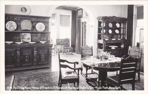 New York Hyde Park Dining Room Home Of Franklin D Roosevelt National Historic...