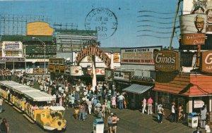 11489 Boardwalk at Steel Pier, Geno's Hamburgers, Atlantic City, New Jersey