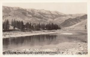 RP: Salmon River , Idaho , 30-40s