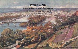 ROUEN, France, 1900-10s; Panorama Pris de Bon Secours, TUCK #4