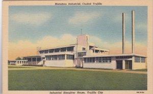 Dominican Republic Trujillo City Industrial Slaughter House sk0904a