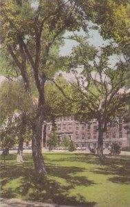 Iowa Cedar Rapids Mount Mercy College For Women Handcolored Albertype