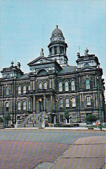 Belmont County Court House Saint Clairsville Ohio