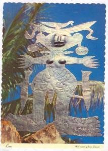 Loas, Seresier Louisjuste, The Red Carpet Art Gallery, Petionville, Haiti, ...