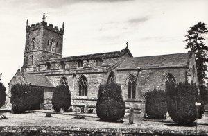 Northamptonshire Postcard - St Botolphs Church, Church Brampton  DC547