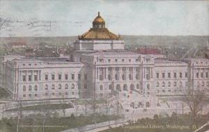 Washington D C The Congressional Library 1913
