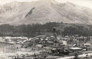 RP: LEADVILLE , Colorado , 30-40s ; Climax Molybdenum Mine