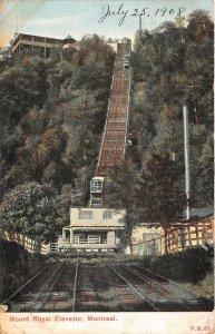 br105860 mount royal  elevator montreal canada