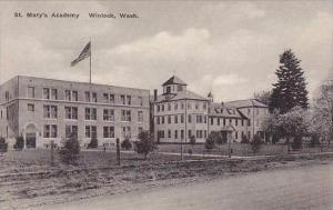 Washington Winlock St Marys Academy Albertype