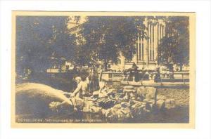 RP, Tritonagruppe en der Konigsallee, Dusseldorf, Germany, 1900-10s