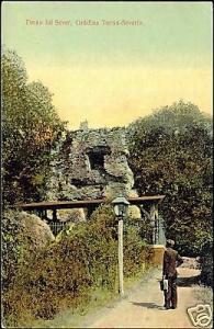 romania, TURNU SEVERIN, Gradina, Turnu lui Sever 1910s