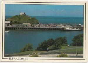 United Kingdom, ILFRACOMBE, used Postcard