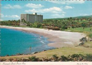 Hawaii Maui Kaanapali Beach Resort Area
