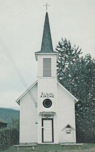 ELBE, Washington, LUTHERAN CHURCH, Built in 1906, 50-60s