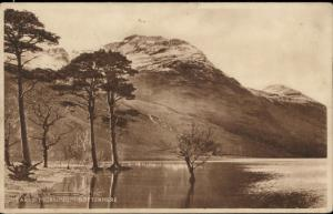 Early morning Buttermere Cumbria