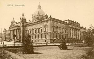Germany - Leipzig, Reichsgericht (Imperial Court of Justice)