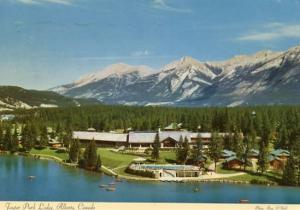 Canada - Alberta, Jasper Park Lodge
