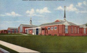 North Carolina Asheboro Central Methodist Church Curteich
