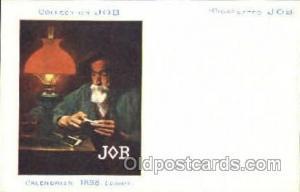 Artist L. Graner Collection Job Cigarette Advertising Postcard Postcards  Art...