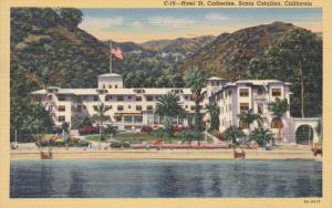 Hotel St Catherine , Catalina Island , California , 30-40s