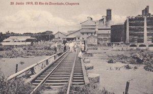 20 Junio 1919, El Rio De Zbordado, Chaparra (Caravelí), Peru