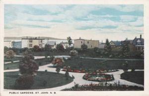 Public Gardens - St John NB, New Brunswick, Canada - WB