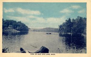 MA - East Otis. The Lake