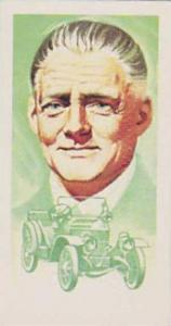 Brooke Bond Tea Vintage Trade Card Famous People 1967 No 30 Lord Nuffield