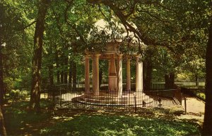 TN - Nashville. The Hermitage, Andrew Jackson's Tomb