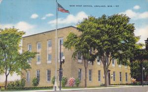 New Post Office, Ashland, Wisconsin, 30-40s