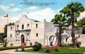 Texas San Antonio The Alamo 1948