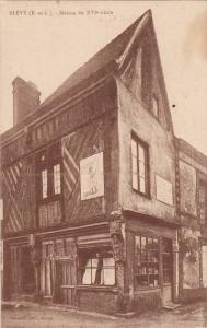 Maison Du XVI Siecle, Blevy (Eure et Loir), France, 1900-1910s